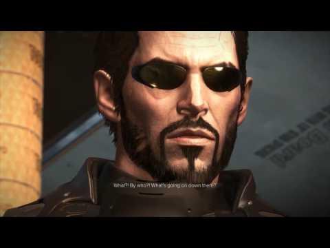 Deus Ex: Mankind Divided Gameplay/ Walkthrough / Playthrough Part 4 Arms Deal