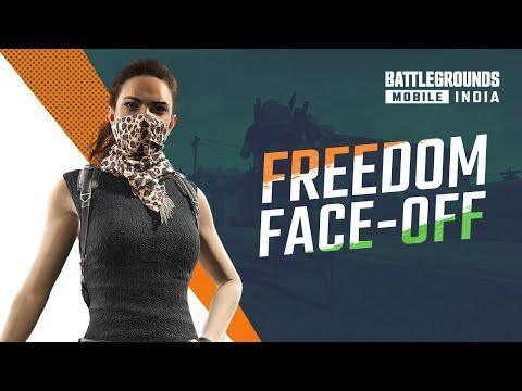 INDEPENDENCE DAY CELEBRATION - Freedom Face Off | BATTLEGROUNDS MOBILE INDIA