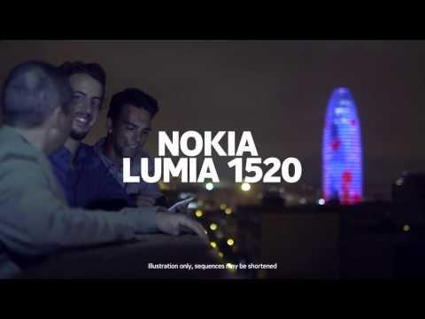 Nokia Lumia 1520 Commercial