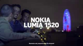Nokia Lumia 1520 Commercial