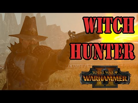 UNDERRATED UNIT: Witch Hunter - Empire vs Tomb Kings // Total War: Warhammer II Online Battle  