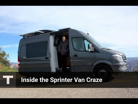 Inside The Sprinter Van Craze Life 1 4