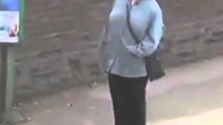GIRL DANCING AT BUS STOP TO LOOSE FIT - MADCHESTER