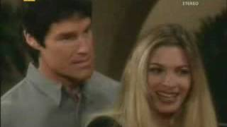 B&B Tracy Melchior's first scene as Kristen Forrester (2001)