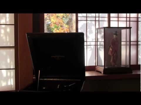 """Tamaki Miura 三浦 環 Madam Butterfly-""""Un bel di Vedremo""""(Puccini)"""
