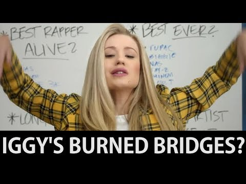 How To NOT Iggy Azalea Your Rap Career By Cutting Ties | HTR 002