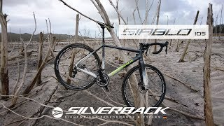 Silverback | Exploring the very dry Theewaterskloof dam on the Siablo105 CX. 360 Video! thumbnail