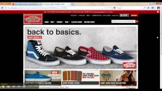 Vans Promo Codes - How to use a coupon