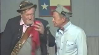 Boxcar Willie & Harland Powell - Drunk Sketch