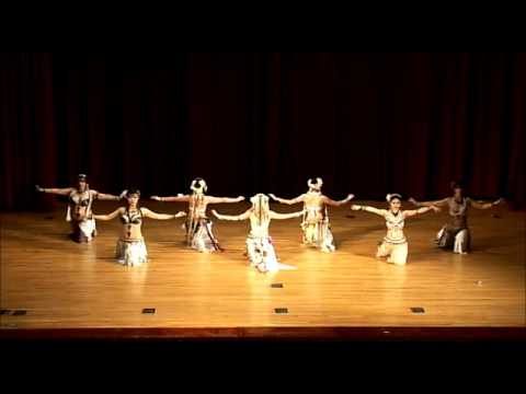 摩娑Mosuo Dance: Tribal Fusion Belly...