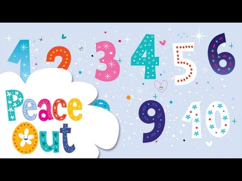 Peace Out Guided Relaxation for Kids | 9. Cosmic Counting