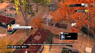 Watch Dogs Gameplay Part 26 (Xbox 360) A Pit Of Paranoia