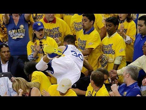 NBA Craziest Hustle Fails