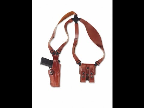 Galco Miami Classic Vertical Shoulder Holster