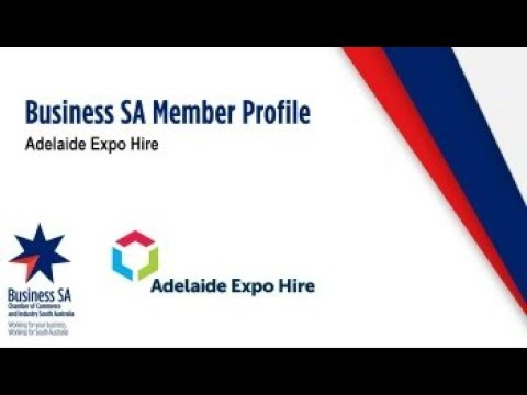 Member Profile - Adelaide Expo Hire