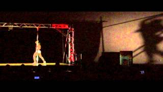 KELLY WOOD-Midwest Pole Dance Competition 2012