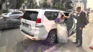 Свадьба Степана и Елены. Прогулка после ЗАГСа