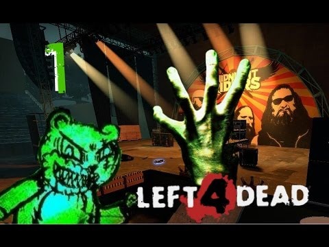 Left 4 Dead ONLINE: How to be a team player- RTG
