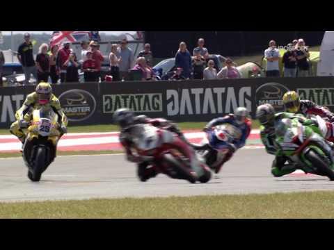 2017 MCE Insurance British Superbike Championship - R5 Snetterton, Race 1