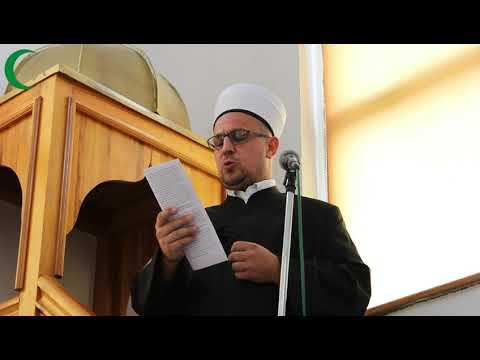 Hutba Iz Džamije Džemata P. Han