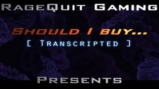 Transcripted - Review and Gameplay
