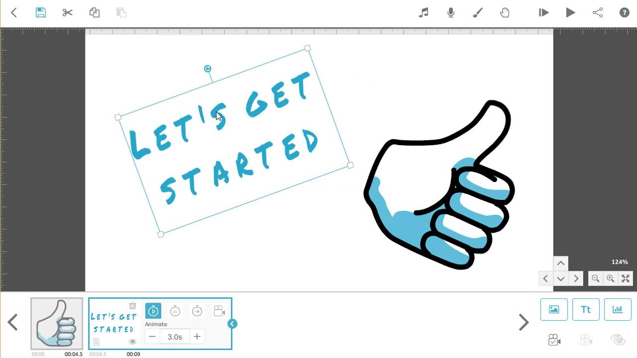 Sparkol VideoScribe   Getting started with VideoScribe v3 3