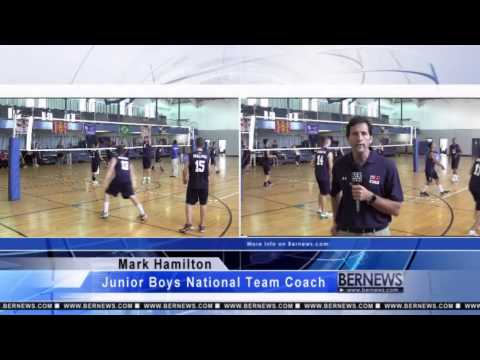 Junior Boys National Volleyball Team, April 15 2014