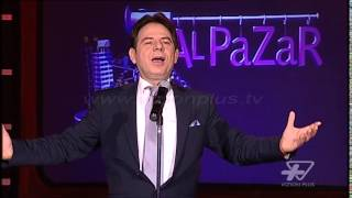 Agim Hushi   Granada   Al Pazar 16 Nentor 2013   Show Humor   Vizion Plus