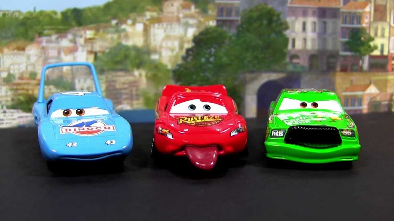 Cars Radiator Springs    Toys