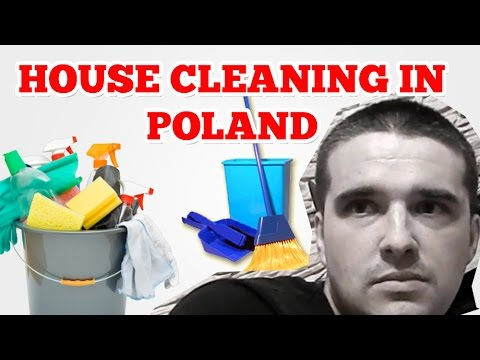 HOUSE CLEANING IN POLAND