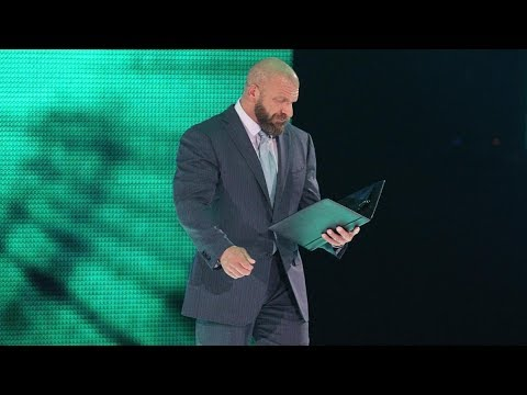 WWE BREAKING NEWS Triple H NEW SmackDown LIVE General ...