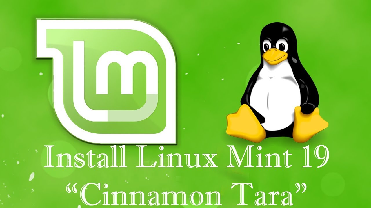 How To Install Linux Mint 19 Cinnamon Step by Step 2018 Guide
