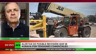 """""""Argentina y Brasil están asociados a la economía de China"""""""