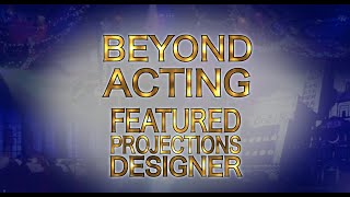 Beyond Acting: Other Jobs in Theatre- Featured Projections Designer Rasean Davonte Johnson