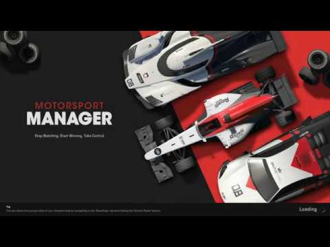 Let's Play Motorsport Manager Challenges Part 1 |