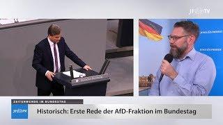 Ein Blick in die neue JF (44/17): Die AfD im Bundestag