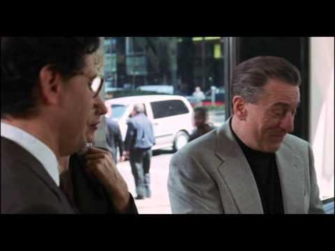 Escena Gerente (Robert De Niro) - Una Terapia peligrosa