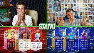 JUNAJTED ZNISZCZYŁ MÓJ KLUB?! | FIFA 18 STATKI