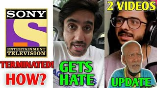 100M+ SUBS CHANNEL TERMINATED! | Mumbiker Nikhil Gets HATE- Reacts| CarryMinati Video, Baba Ka Dhaba