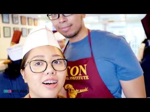 VLOG: Bread Making Workshop at Eton | #ErrishMeetsWorld