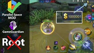 "Cheat Fanny Unlimited Energy Dan Gold Pakai GameGuardian(GG) ""No Root"""