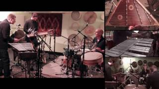 Acoustic Storm - Amazing Percussion Supergroup ft. Hammered Dulcimer