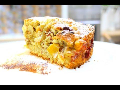 Яблочный Пирог с Овсянкой / Apple Oatmeal Pie
