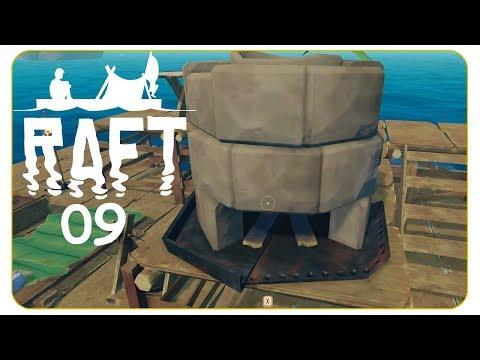 Wir haben einen Schmelzofen! #09 Raft deutsch  Lets Play Together