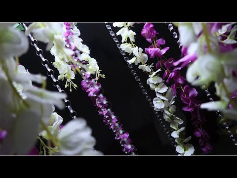 How to DIY A Floral Chandelier | Copycat Series