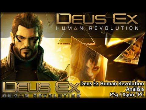 Deus Ex Human Revolution [Análisis]