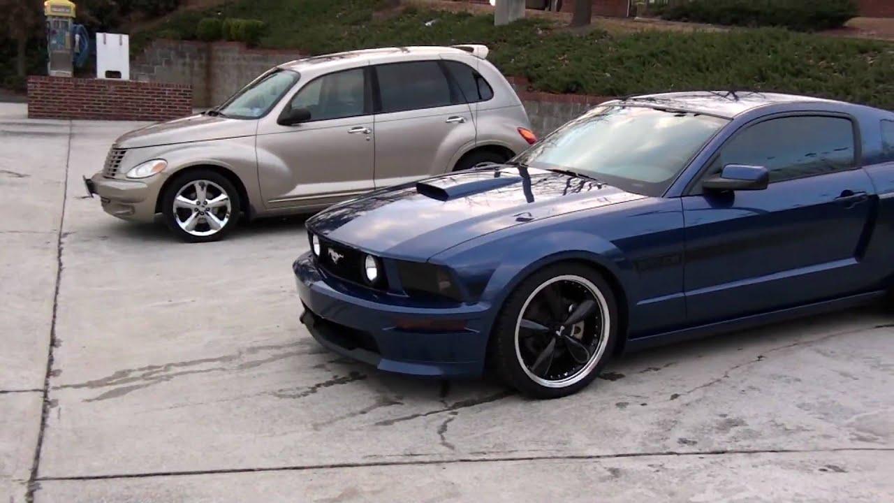 2008 Mustang Gt Cs Car Wash New Sony Hd Cam 4 Youtube