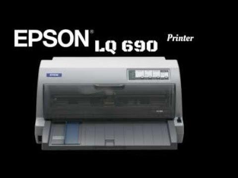 تثتيب طابعة ابسون Lq690 - تحميل تعري٠طابعة Epson Lq 300 Ii : تحميل تعريف طابعة ...