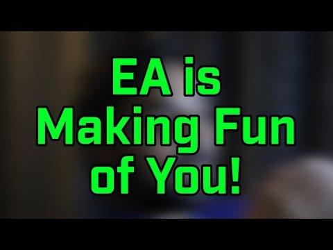 EA Is Literally Making Fun Of Battlefield Fans...