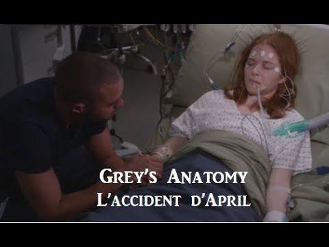 Grey's Anatomy -  l'Accident d'April (14x23)